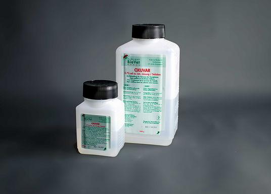 OXUVAR® 5,7% ad us. vet., Lösung