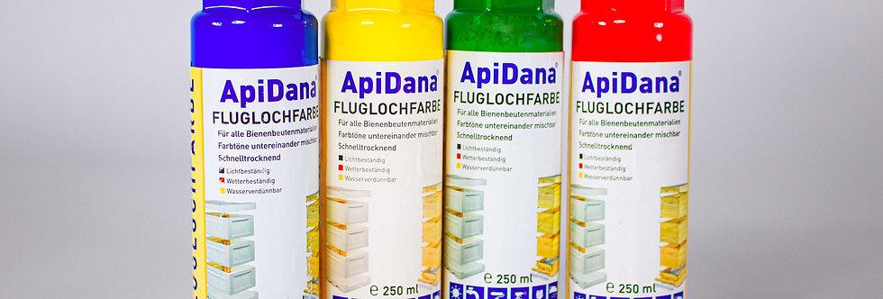 Fluglochfarbe ApiDana 250ml