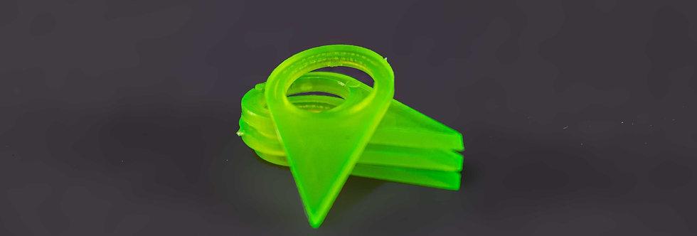 Weiselspitzhalter neon