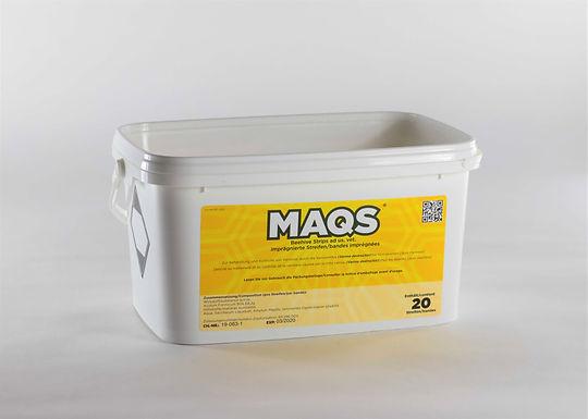 MAQS® gegen Varroa mit 2 oder 10 Beutel à 2 Streifen