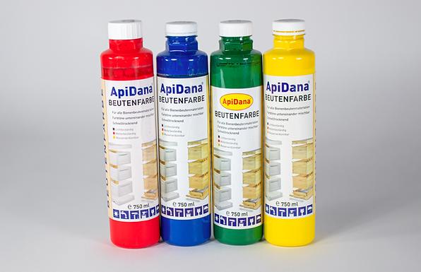 Beutenfarbe ApiDana 750ml