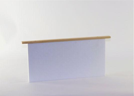 Zander Wärmeschied aus Hartschaum