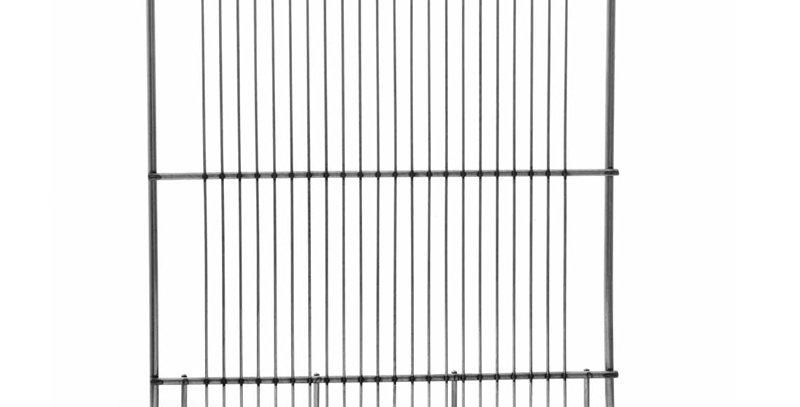 Einhängegitter für das tangensiale Schleudern in Radialschleudern
