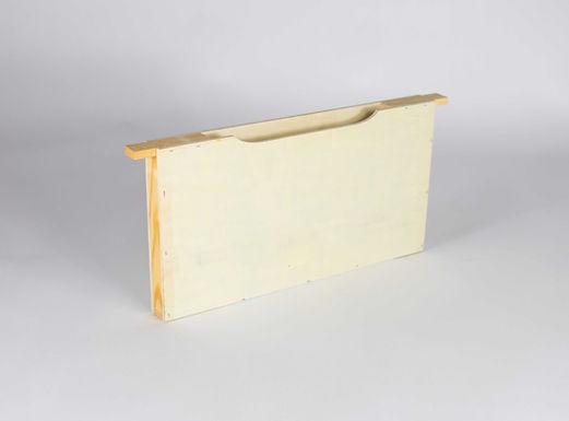 Zander Futtertasche aus Holz