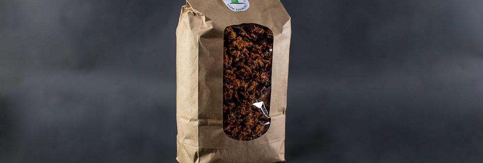 Rauchstoff Bio-Apfeltrester