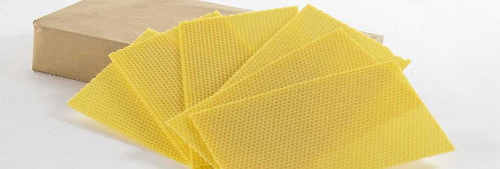 Mittelwände CH-Mass Honigraum