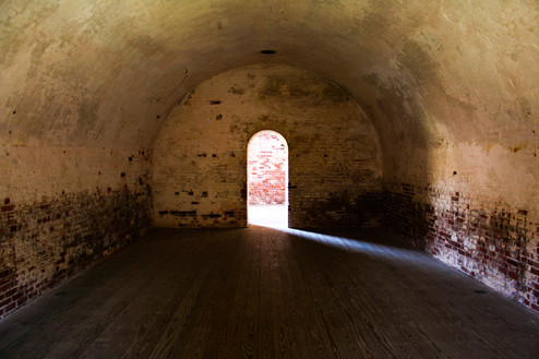 Prison Light - Fort Macon, NC