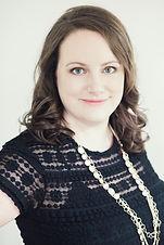 Photograph of Sarah Burzio, photo by Lisa Damico Portraits.