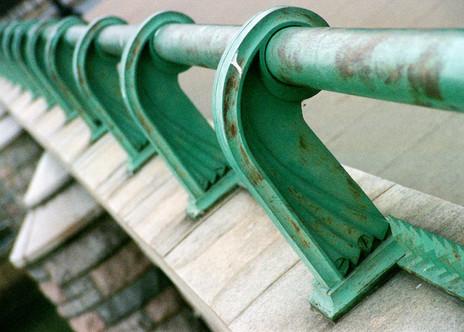Green rail