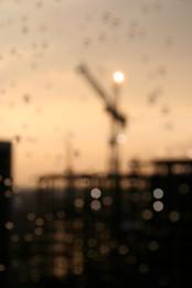 City Under Construction