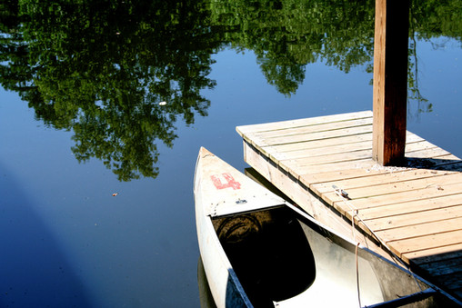 Lake Reflection - Amherst, VA