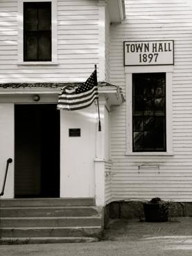 Town Hall - Jackson, NH
