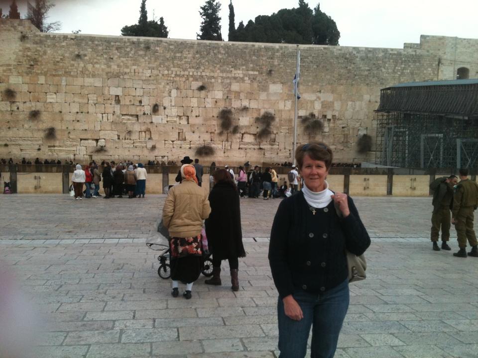 Wailing Wall, Jerusalem