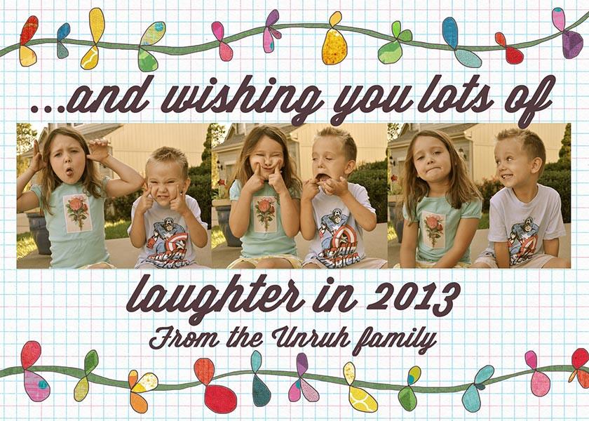 2012 Holiday card