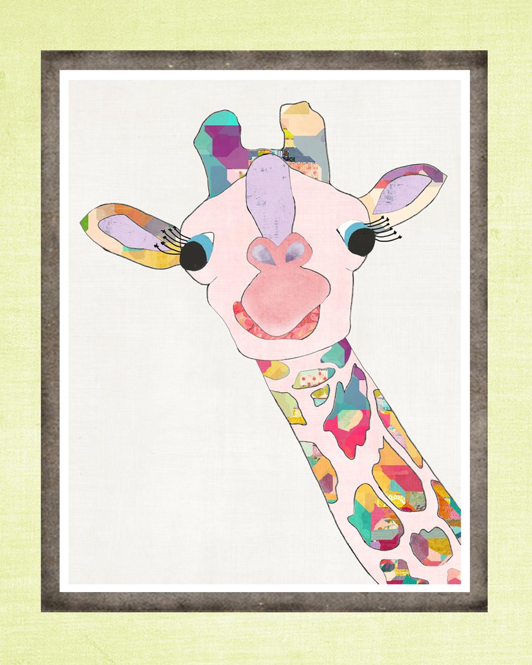 Giraffe Insta