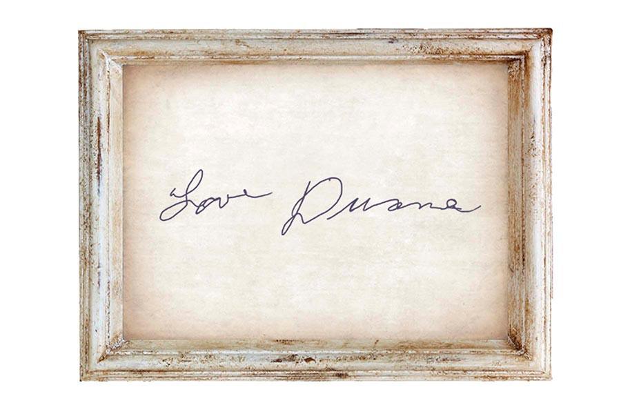 Handwriting Artwork