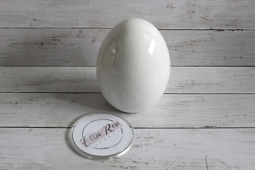 Ceramic Egg - Large