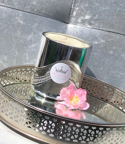 Chrome Vogue candle