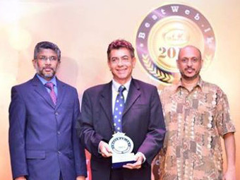 SLAM.LK wins top award for Travel & Tourism Sector – Best Sri Lankan Website