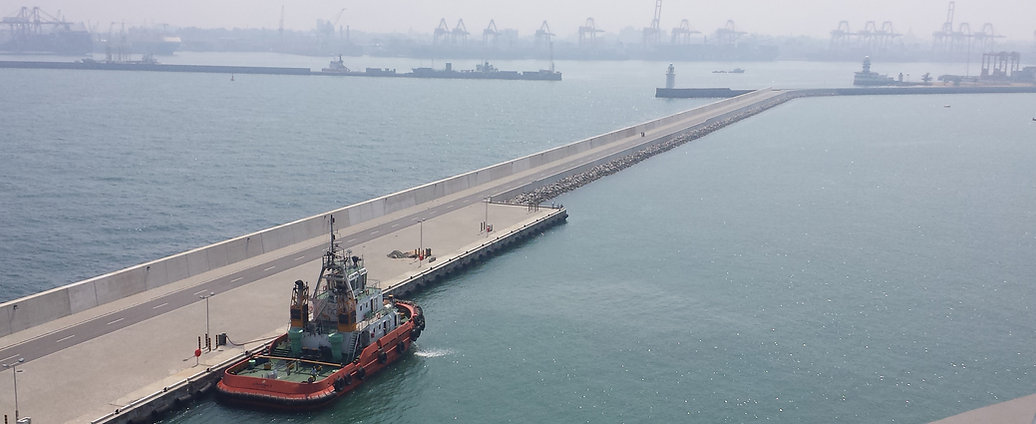 Port of Colombo Sri Lanka's Amazing Maritime
