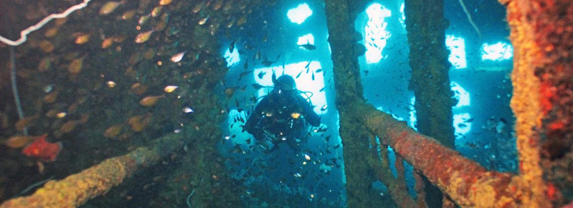 Shipwreck Sri Lanka's Amazing Maritime