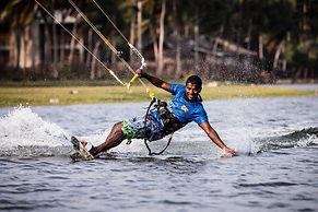 Kalpitiya Kitesurfing