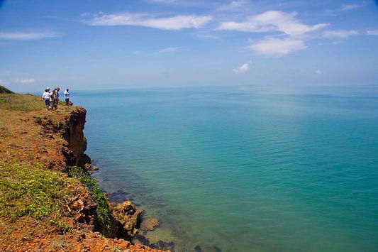 Kalpitiya estuary