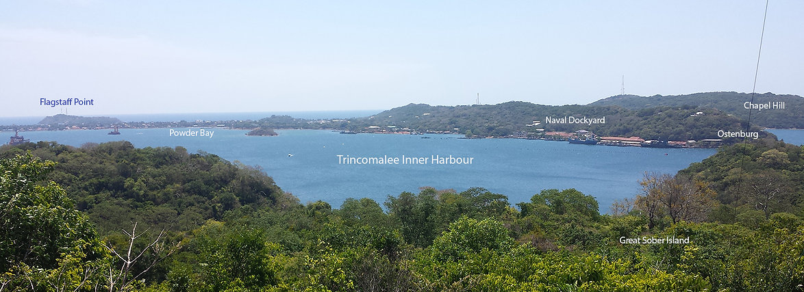 Trincomalee Inner Harbour