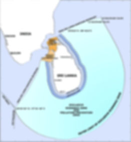 Sri Lanka Economic Exclusive Zone