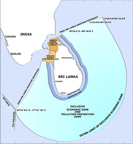 Sri Lanka Economic Exclusive Zone