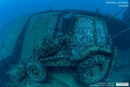 Colombo MV Medhufaru shipwreck