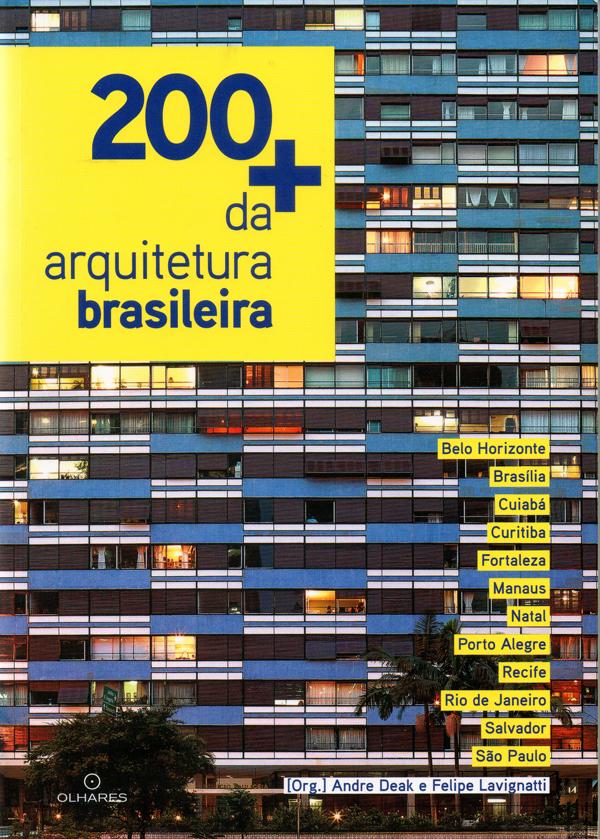 livro 200+da arquitetura brasileira