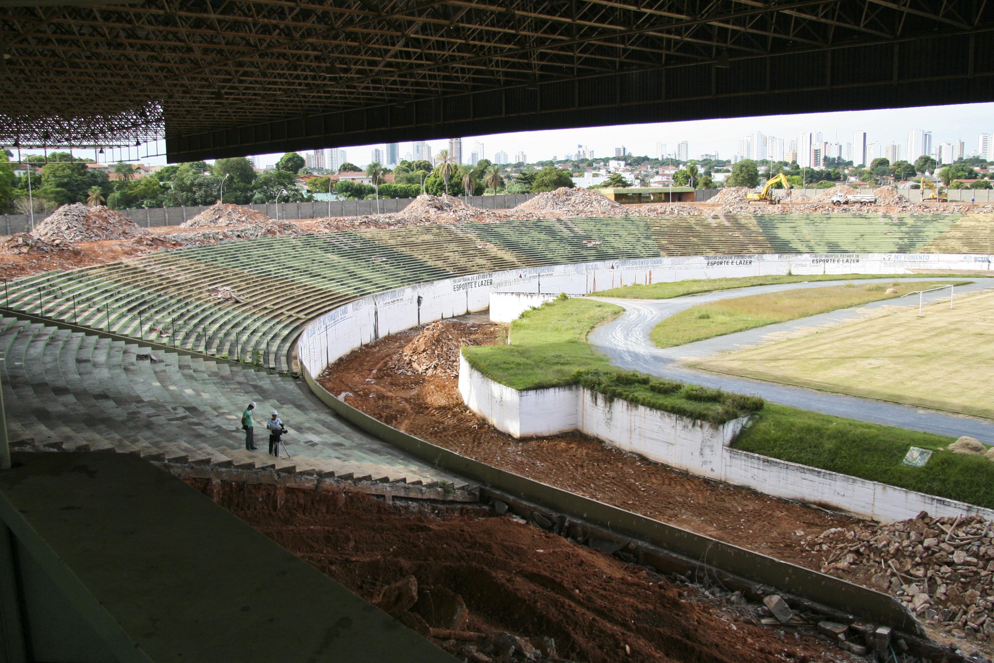estádio cuiabá