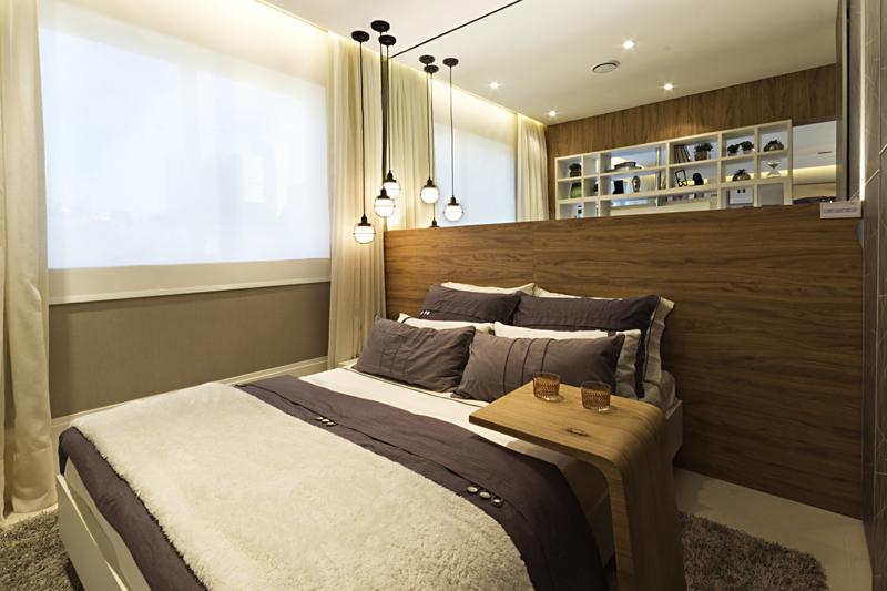 raizes. apartamento decorado
