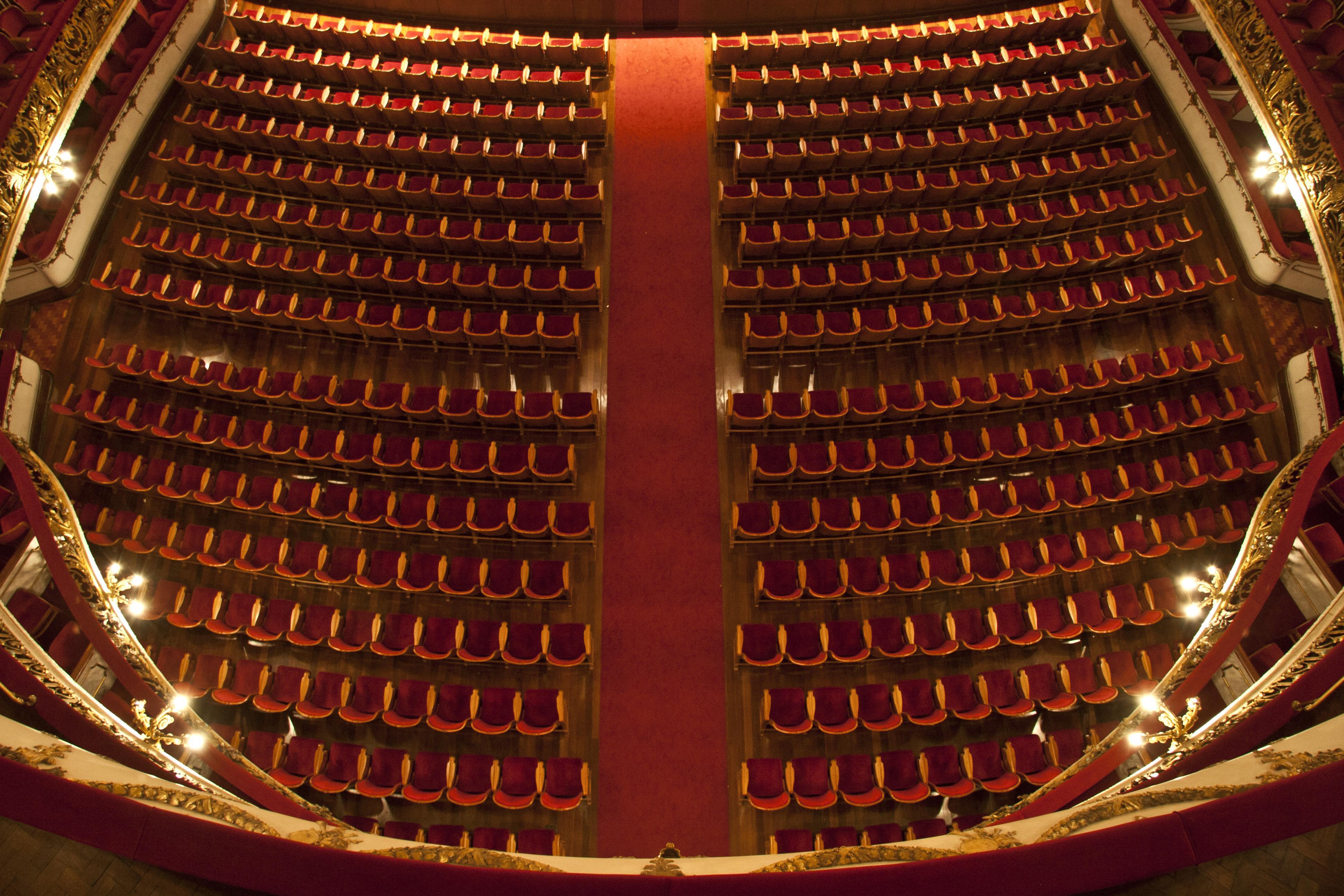 arquitetura. teatro municipal sp