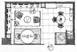 croqui layout