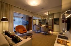 aristo. apartamento decorado