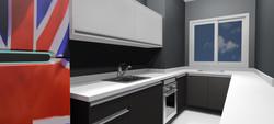 cozinha mobiliário