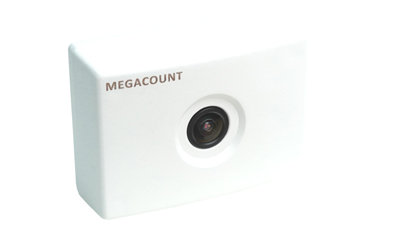 MegaCount besøksteller - 2D