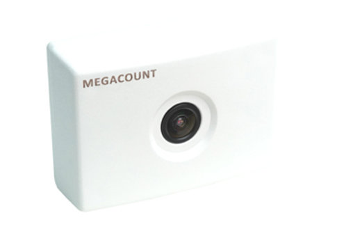 MegaCount, 2D people counting sensor