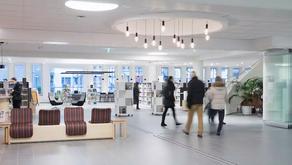 Besöksräknare guld värt för Täby bibliotek