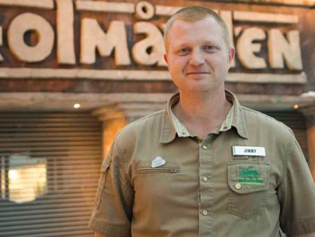 """Real time kundetellere på Kolmården: """"Det vil fort være en besparelse for oss"""""""