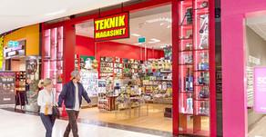 Teknikmagasinet ger kunderna bättre service och erbjudanden med hjälp av besöksräknare