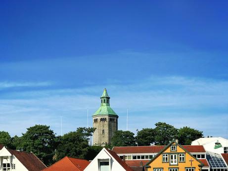 Stavanger City erweitert Personenzählsystem mit WiFi-Access Points