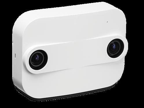 Xovis PC2S, 3D & AI people counting sensor