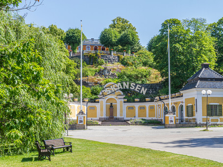The world's oldest open-air museum counts guests with people counters and WiFi