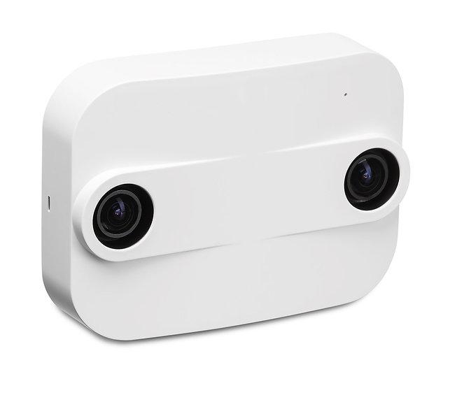 Besucherzählsystem Xovis sensoren