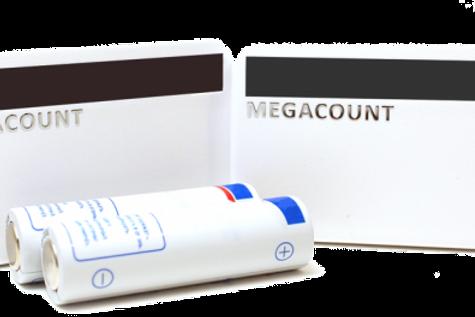 Megacount Omega, IR - people counting sensor