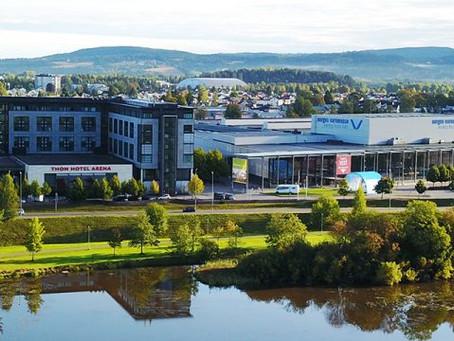 Norges Varemesse åpnes ved hjelp av besøkstellere