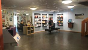 Kramfors bibliotek väljer besöksräknarpaket utan bindningstid